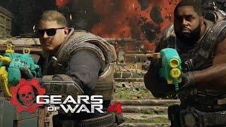 Gears of War 4 - Run the Jewels Air Drop