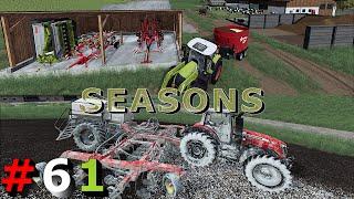 Skracanie sezonu, prace na Jesień 🌾☣❓‼ Seasons Farming Simulator 19 #61 Felsbrunn