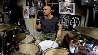 Meshuggah - Marrow (Drum Cover by Albin Bennich)