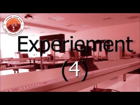 JUC   Physics 1   Experiments review