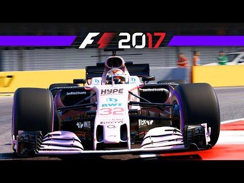 F1 2017 LIVESTREAM – MEGA COOP TESTLAUF | Formel 1 2017 Gameplay German Deutsch