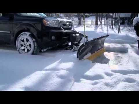home plow by meyer electrically powered plow auto. Black Bedroom Furniture Sets. Home Design Ideas