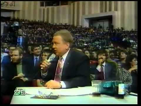 КВН - 1992 Высшая Лига 1/2 финала 1я игра