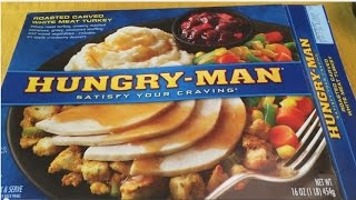Viewer Request: Hungry-man Roasted Carved White Meat Turkey Review