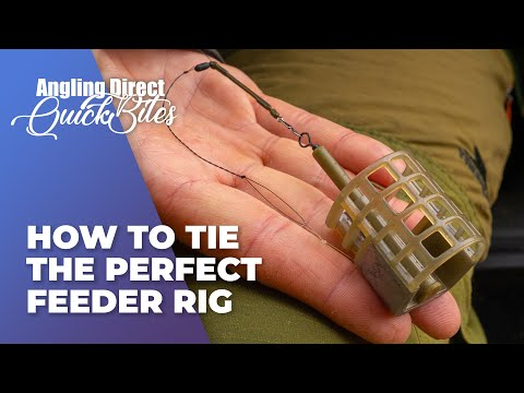 How To Tie The Perfect Feeder Rig – Coarse Fishing Quickbite