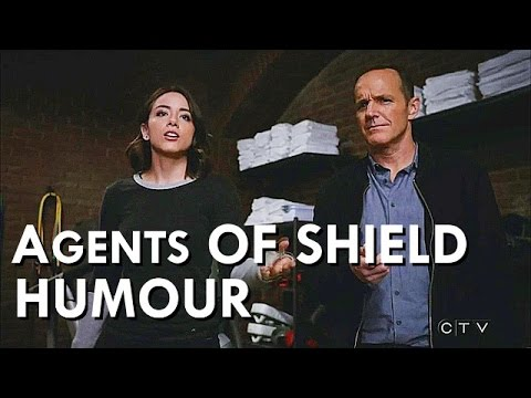 Agents of SHIELD | Teddybear HUMOUR #4 [S3b]