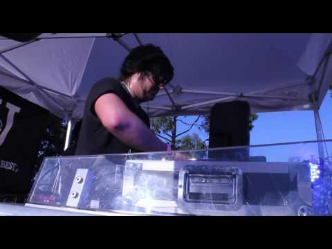 Kalus at Good Life Festival 2011