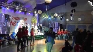 Наше выступление на Юбилее Л. Тягачева часть 4 (мы и Газманов))))