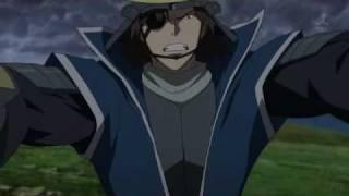 Sengoku Basara Season 2 Sanada Yukimura Vs. Date Masamune