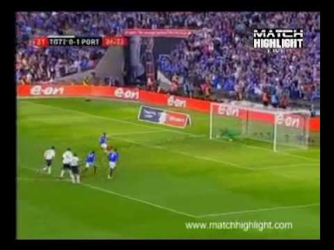 Tottenham 0 - 2 Portsmouth Fa Cup Semi Final 11.04.10