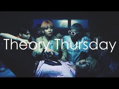 [SUBS]Theory Thursday: Breaking The Curse - BTS Fire MV Theory/Explanation (Jin Might Be Alive)