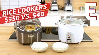 Do You Need a $350 Rice Cooker? - The Kitchen Gadget Test Show
