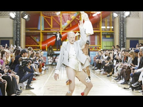 Vivienne Westwood   Spring Summer 2018 Full Fashion Show   Menswear