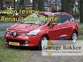 Video review Renault Clio Estate TCe 90 Dynamique, 2014, 4-TLN13