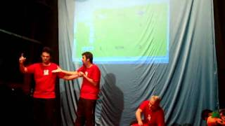 II Campeonato Brasileiro de Improvisação - Grupo Alcateia