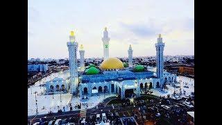 EN DIRECT de l'inauguration de la mosquées massalikul jinaan