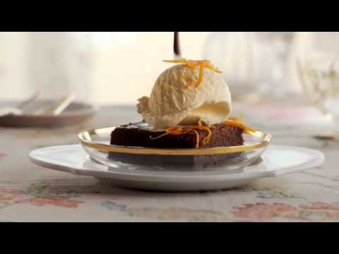 Carte D'Or 'Chocolate Cake' Commercial - Hand Model Brooke Colman