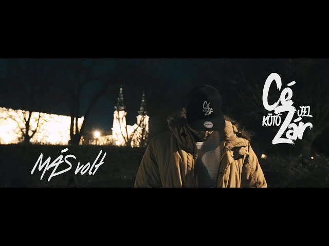 C-zár - Más volt (Official Music Video)