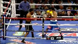 Shane Mosley vs Manny Pacquiao Highlights (12 rounds)