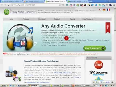 Encode Audio File to MP3 Format