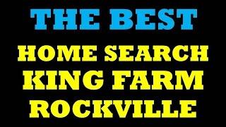 Homes For Sale King Farm Rockville   - Real Estate Fernando Herboso 301-246-0001