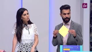 """ليث أبو طالب - مبادرة """"ورقامي"""" بطريقة بريل"""