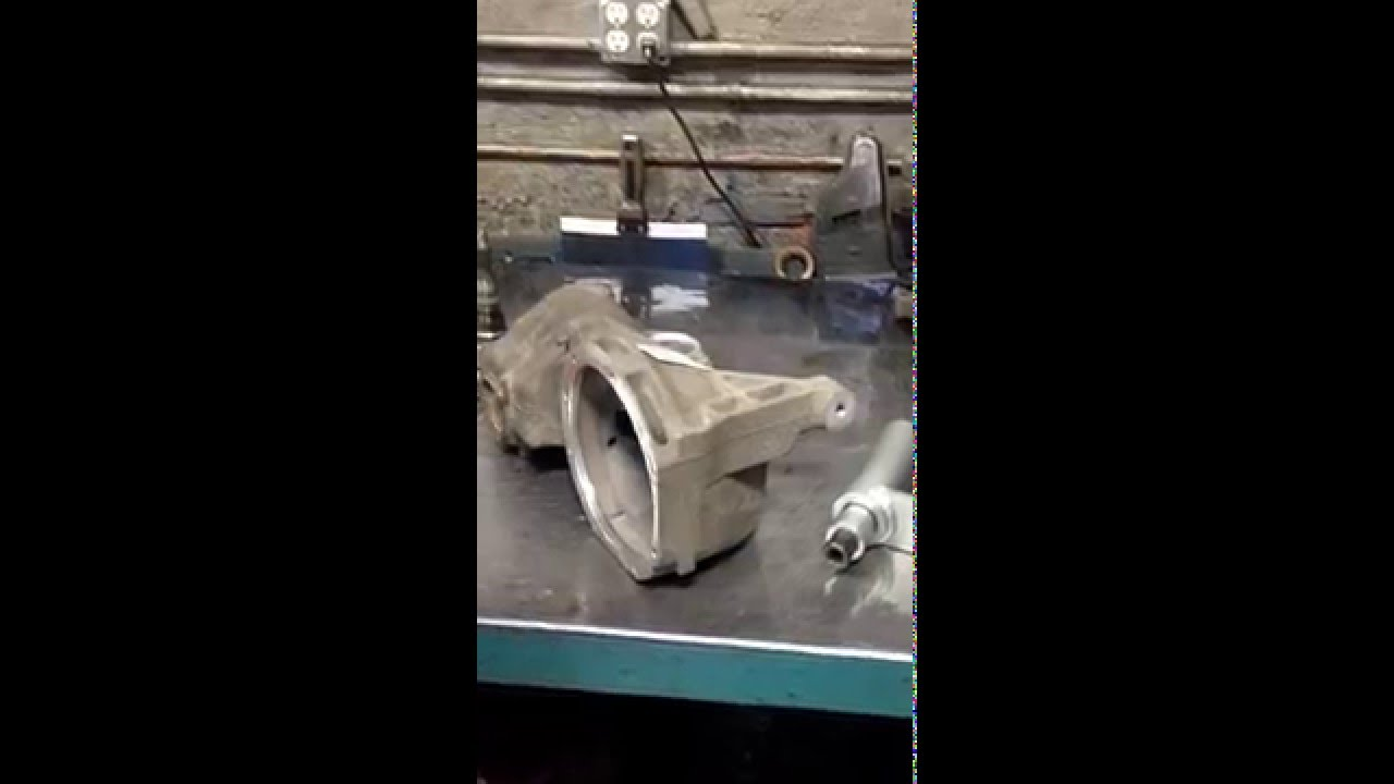 Land Rover 2009 LR2 Rear Differential Rebuild By NY1 Transmissions In Bronx NY 7187420330  YouTube