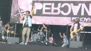 Percance - Gira el Mundo (Machaca Fest 2016)