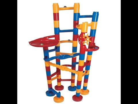 Review: Galt Toys Inc Super Marble Run Toy