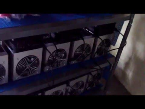 ASIC KNCMINER N.2 NEPTUNE Bitcoin Miner Work