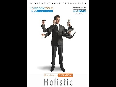 Holistic Operations Management - Product Introduction | Heuristic War Room