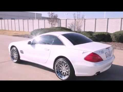 2003 mercedes benz sl500 irving tx youtube for Mercedes benz irving tx