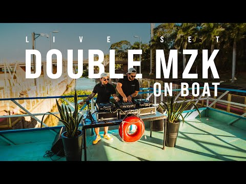 Download Double MZK Live Set @ On Boat - Pederneiras - SP