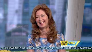 Dana Delany Leggy Interview