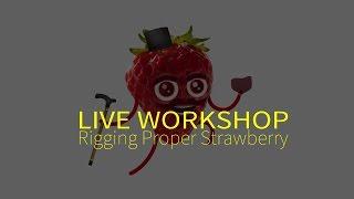 Step by Step Rigging | LIVE Workshop | Moho Pro 12
