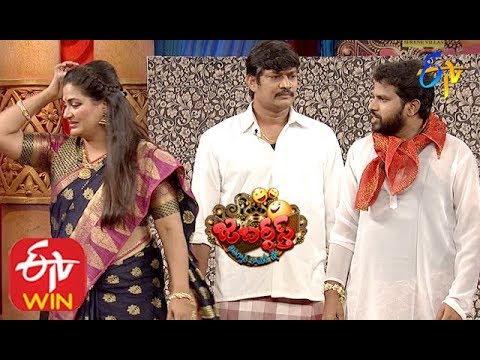 Hyper Aadi, Raising Raju Performance   Jabardasth    19th March 2020     ETV Telugu