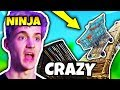 NINJA FINDS THE SHOPPING CART | Fortnite Daily Funny Moments Ep.85