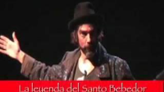 LEYENDA DEL SANTO BEBEDOR