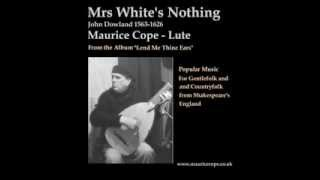 Download Maurice Cope plays