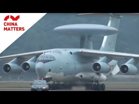 Top 5 Most Powerful Chinese Aircraft