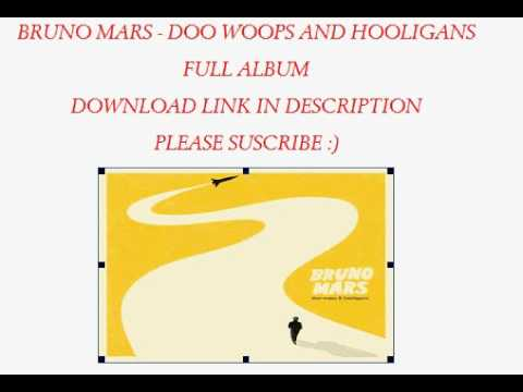 Bruno mars - doo, woops & hooligans FULL ALBUM FREE DOWNLOAD