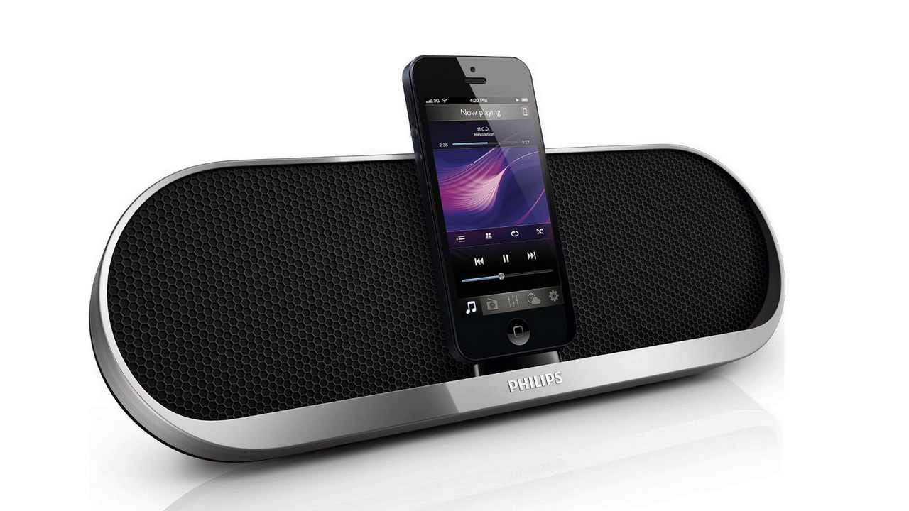 best iphone speakers best iphone speaker philips ds7580 charging speaker dock 9804