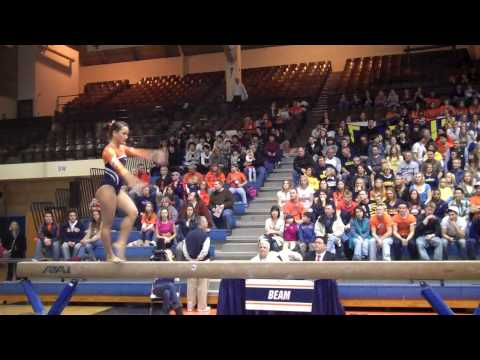 think pink gymnastics meet 2012 nc
