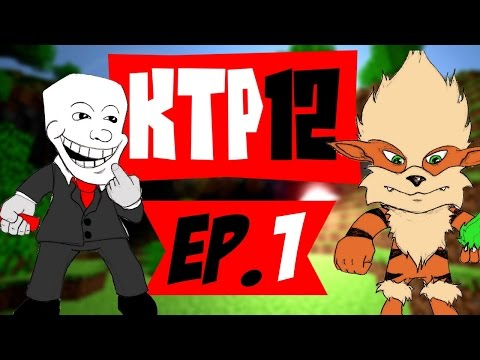 KTP XII - Ep.1 - Rush Nether !