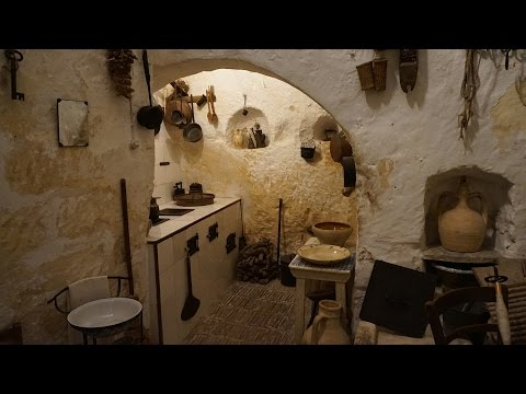 Sassi di Matera (english) - What to visit in #Basilicata