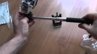 GoPro / SJ4000 / SJ5000 compact camera monopod - tripod extension