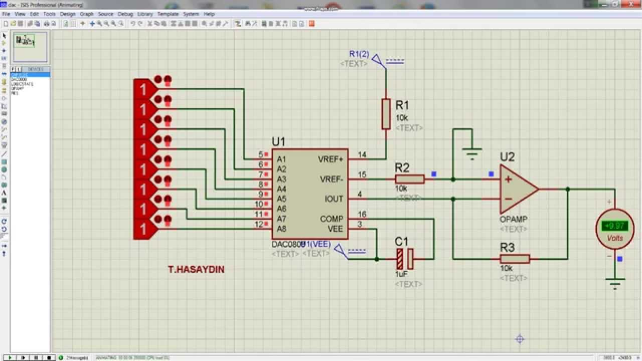 Proteus Projects Circuit Simulation Software Free New Libraries For Engineering Students The