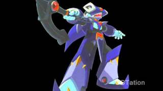 Mega Man X6 OST  T11  Metal Shark Player Stage Recycle Lab