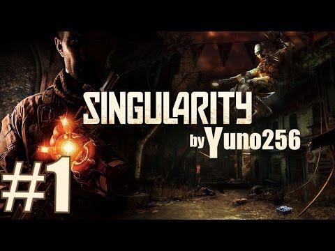 Zagrajmy w Singularity - #1 Katorga-12