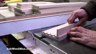 How To Make Plywood Boxes • 50 Of 64 • Woodworking Project For Kitchen Cabinets, Desks, Etc...